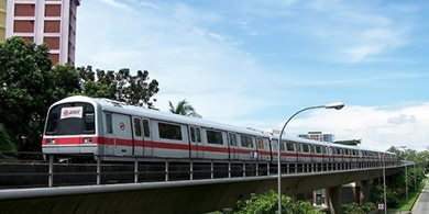 Singapore Metro T217 Project